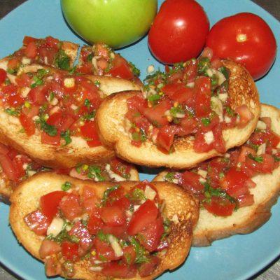 Пикантные быстрые бутерброды по — азербайджански - рецепт с фото
