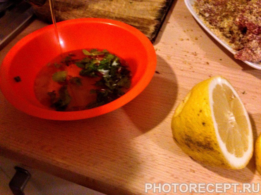 Фото рецепта - Тунец на гриле с ароматной заправкой - шаг 5