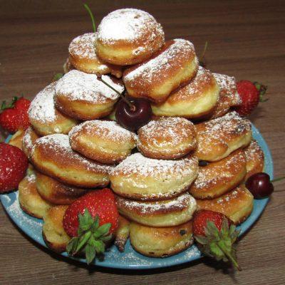 Оладушки на ряженке - рецепт с фото