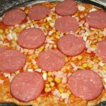 Фото рецепта - Пицца на воде - шаг 5