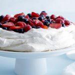 Десерт- безе «Анна Павлова»
