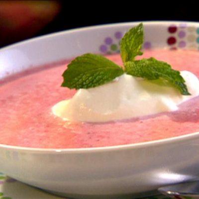 Десертный суп фруктово-ягодный суп - рецепт с фото