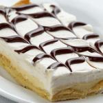 Эклерный торт