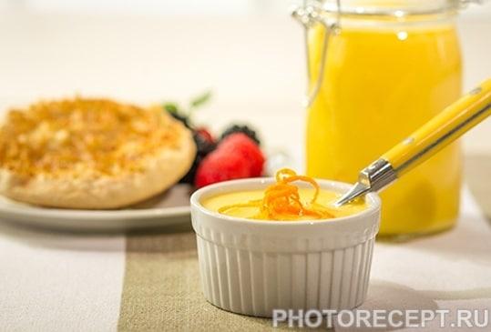 Конфитюр (варенье) из мандаринов