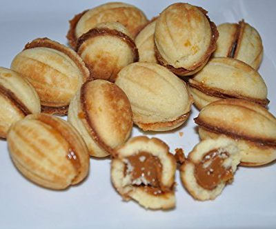 Печенье «Орешки» - рецепт с фото