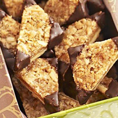 Печенье «ореховые уголочки» по советскому рецепту - рецепт с фото