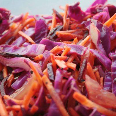 Салат «Ромашка» — прекрасное сочетание сырых овощей и мяса - рецепт с фото