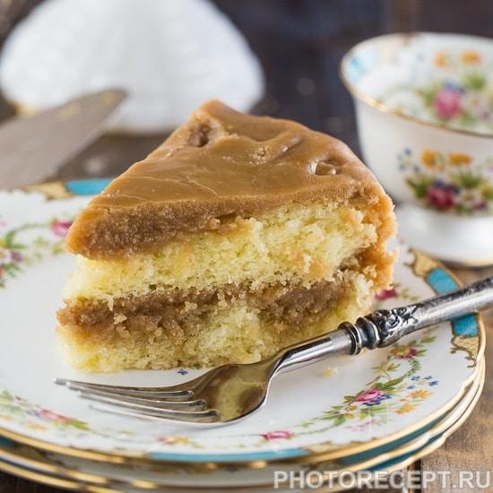 Торт из майонеза рецепт