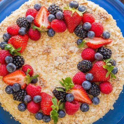 Торт Наполеон - рецепт с фото