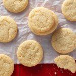 Нежное домашнее печенье на майонезе