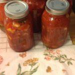 Пикантные маринованные кабачки в томатном соусе «По — быстрому»