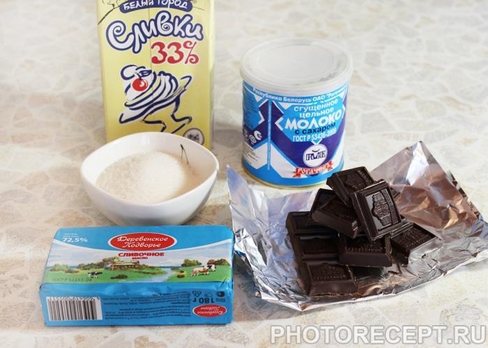 Фото рецепта - Торт «Пьяная вишня» с шоколадной глазурью - шаг 15