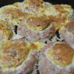 Котлеты гнёзда — вкусное мясное блюдо