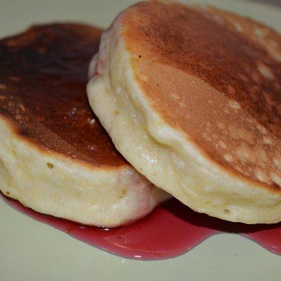 Американские панкейки - рецепт с фото