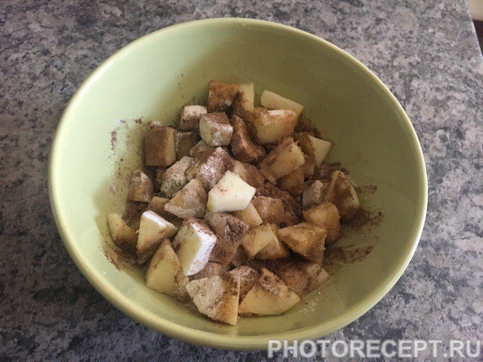 Фото рецепта - Яблочный штрудель - шаг 3