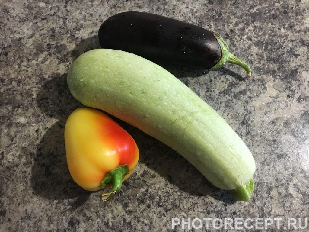Фото рецепта - Куриные ножки запеченные с овощами - шаг 5