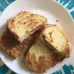 Простые и вкусные горячие бутерброды