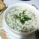 Довга  бакинская — холодный суп