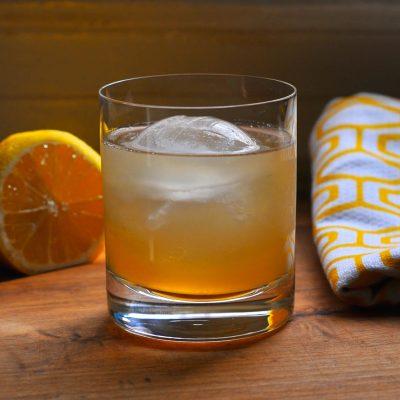 Настойка -ликер «Апельсинка» - рецепт с фото