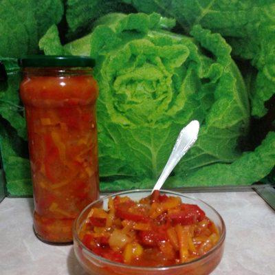 Лечо - рецепт с фото