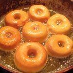 Пончики в сахарном сиропе