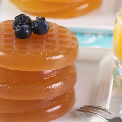 Яблочно-ванильный мармелад для детского меню - рецепт с фото