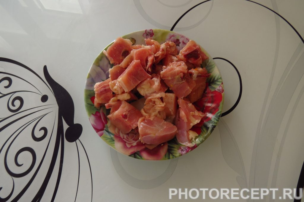 Фото рецепта - Суп куриный от холостяка - шаг 3