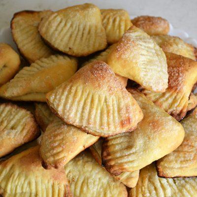 Печенье «Гусиные лапки» - рецепт с фото