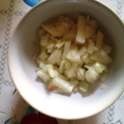 Фото рецепта - Овощное рагу с фрикадельками - шаг 2