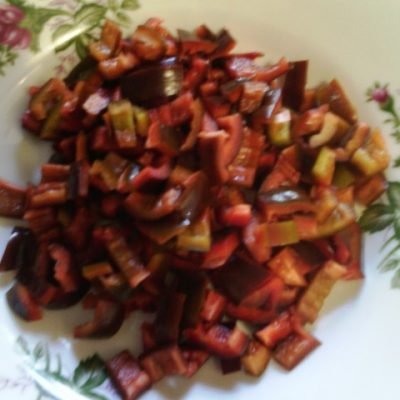 Фото рецепта - Овощное рагу с фрикадельками - шаг 6
