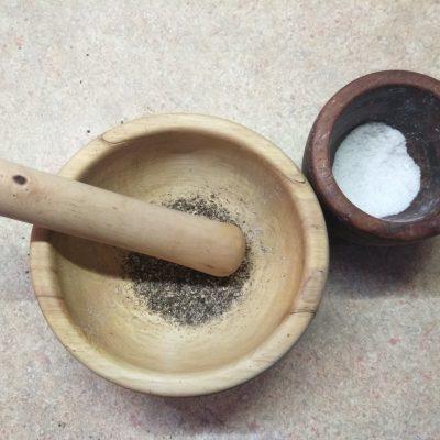 Фото рецепта - Запеченная в духовке скумбрия с пряностями - шаг 3