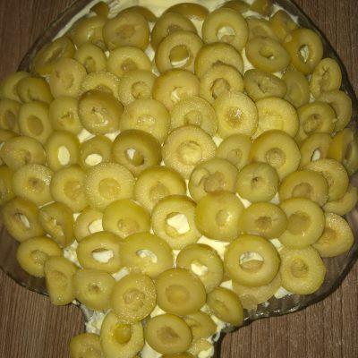 Быстрый салат «Зимний» - рецепт с фото