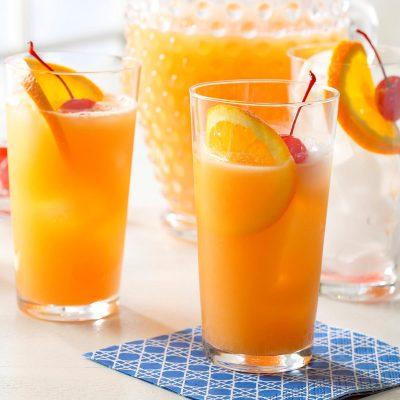 Апельсиновый напиток - рецепт с фото
