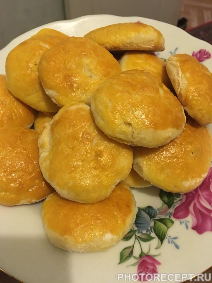 Хлебные булочки к ужину