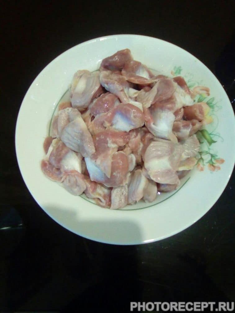 Фото рецепта - Пряные куриные желудки в соевом соусе - шаг 2