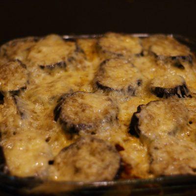 Запеченные баклажаны с картофелем и сыром - рецепт с фото