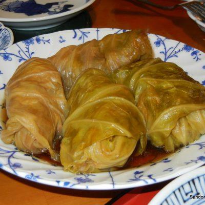 Сарма по-венгерски (голубцы) - рецепт с фото