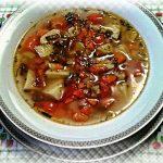 Суп Минестроне-итальянский «супище»