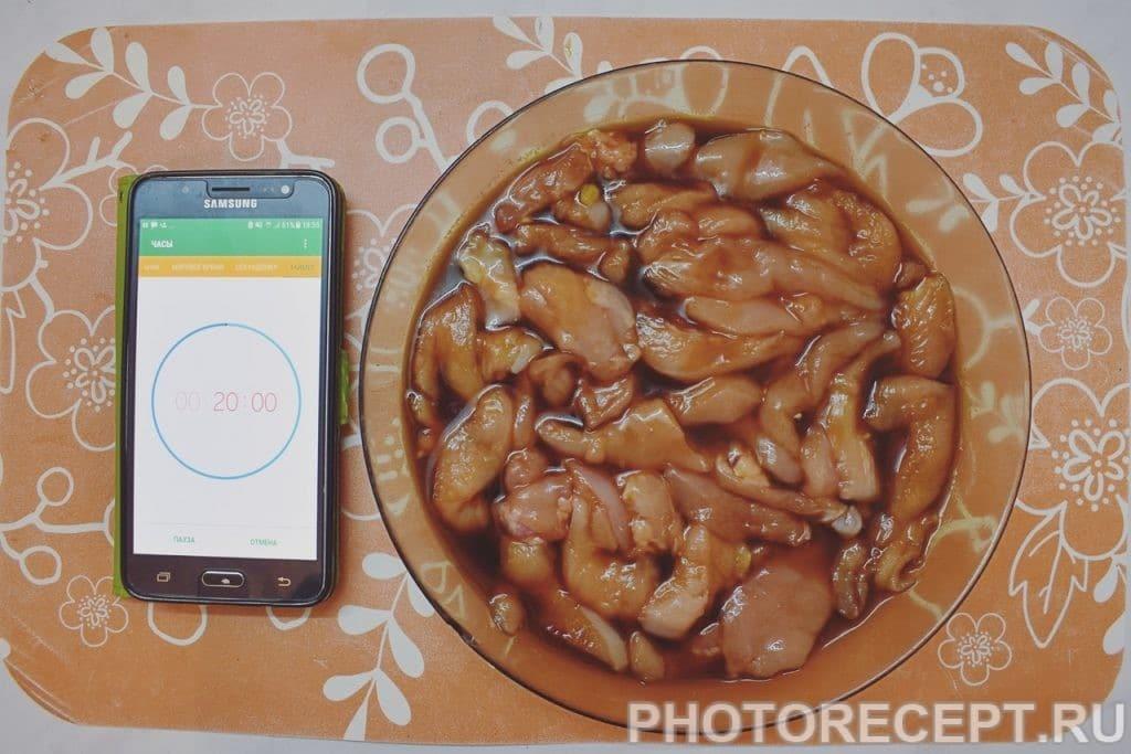 Фото рецепта - Курица терияки: азиатская экзотика по-русски - шаг 2