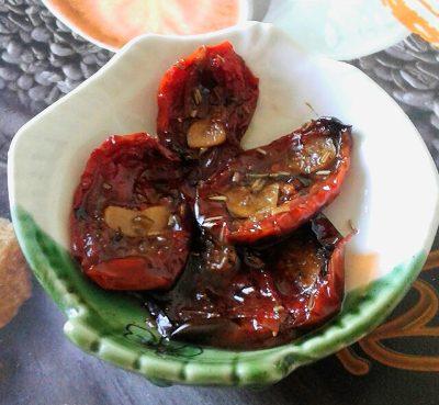Вяленые помидоры в домашних условиях - рецепт с фото
