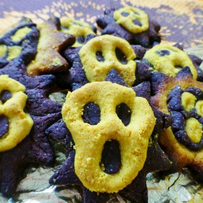Печенье «Черепушки» - рецепт с фото