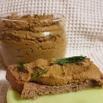 Печеночный паштет «От бабушки Ани» - рецепт с фото