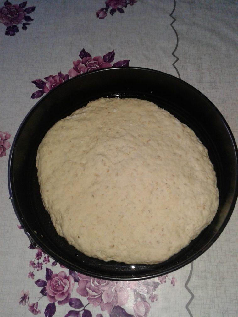 Фото рецепта - Овсяный хлеб - шаг 7