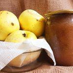 Яблочное варенье с корицей «Зимний вечер»
