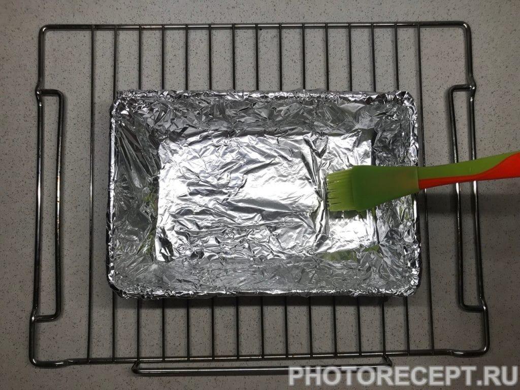 Фото рецепта - Мясная буханка из курицы - шаг 4