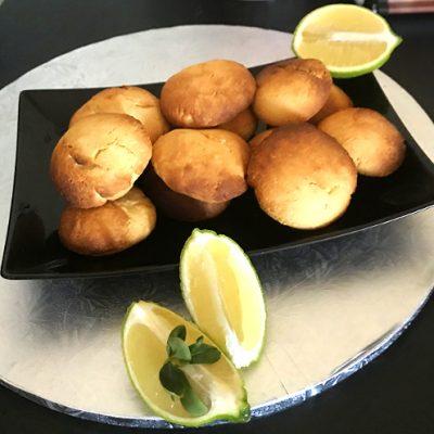 Лаймовое печенье - рецепт с фото