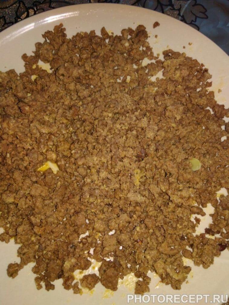 Фото рецепта - Картофельные корзинки с секретом - шаг 3