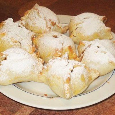 Яблочки в «платочках» - рецепт с фото