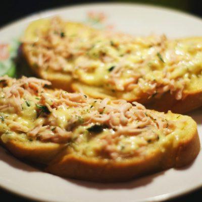 Быстрые бутерброды - рецепт с фото