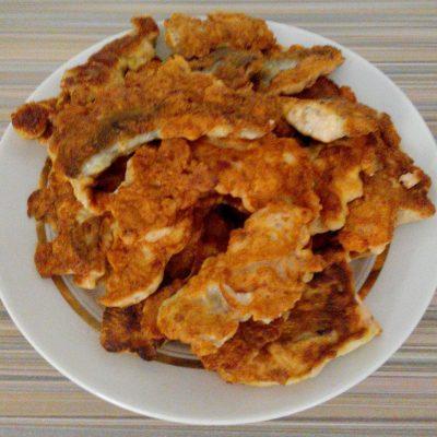Горбуша в кляре - рецепт с фото